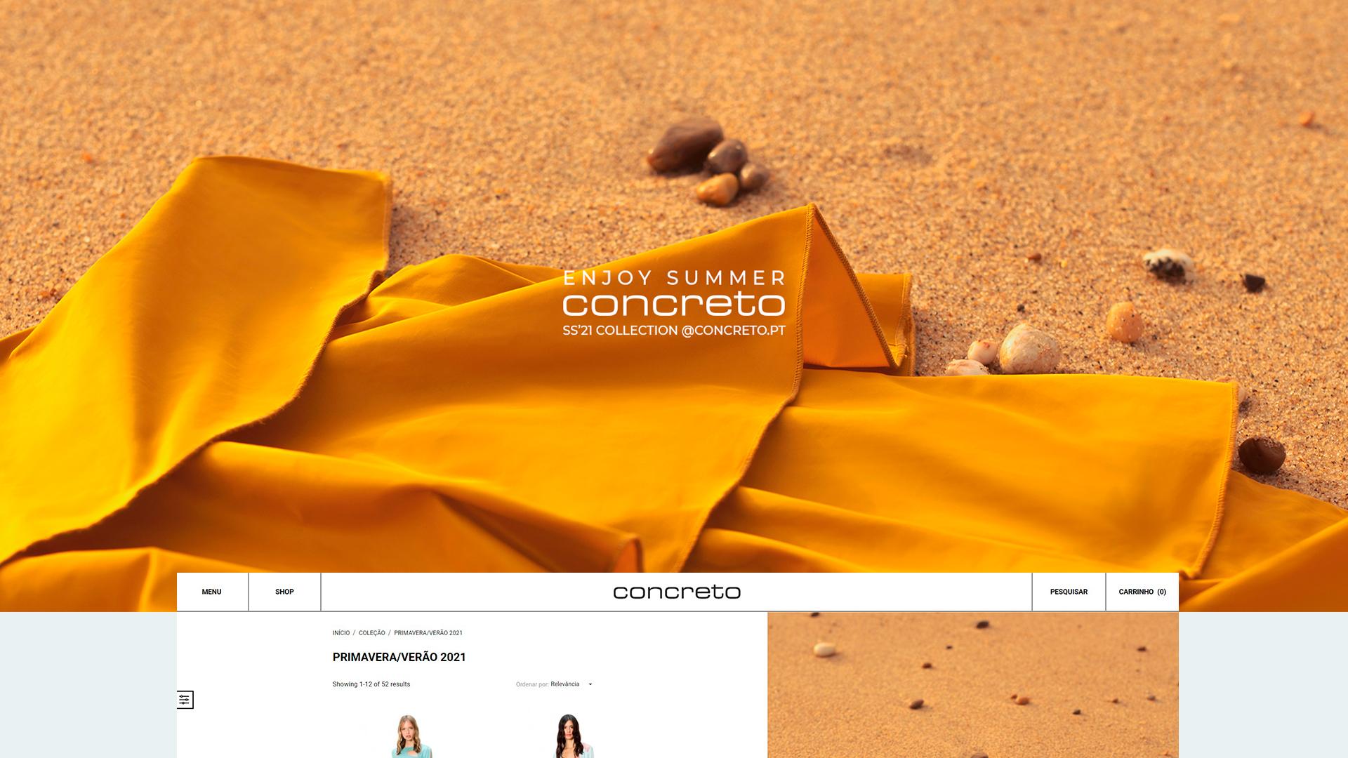 CONRETO website 17